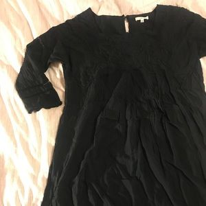 Wilfred Black Dress